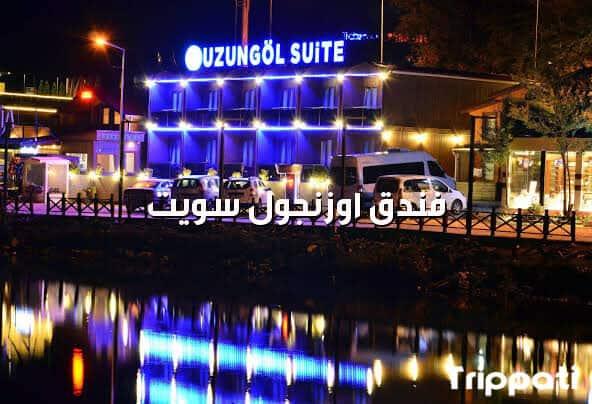 فندق اوزنجول سويت , السفر الى تركيا شهر مارس
