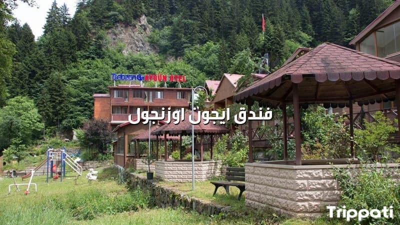 فندق ايجون اوزنجول , قصة رحلة الى تركيا
