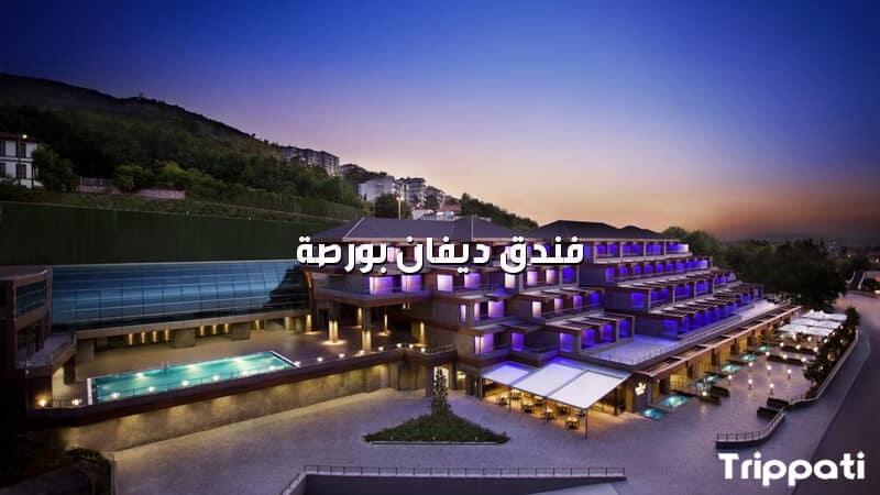 فندق ديفان بورصة , رحلة الى تركيا موضوع