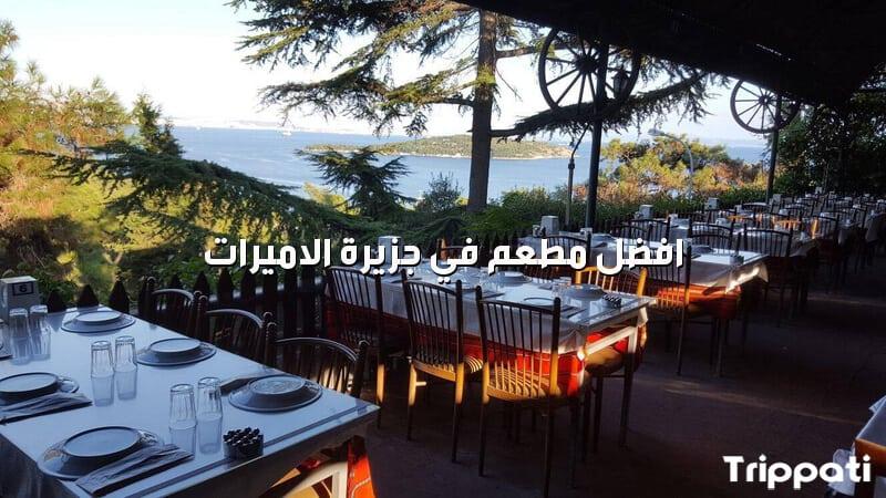 افضل مطعم في جزيرة الاميرات , افضل كافيهات جزر الاميرات