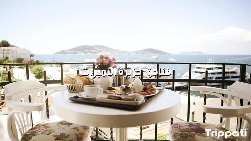 فندق في جزيرة الاميرات