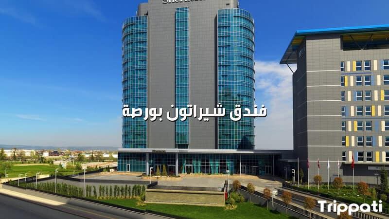 فندق شيراتون بورصة , رحلة الى تركيا موضوع