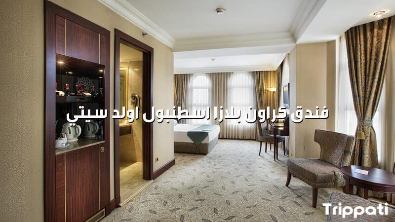 فندق كراون بلازا اسطنبول اولد سيتي