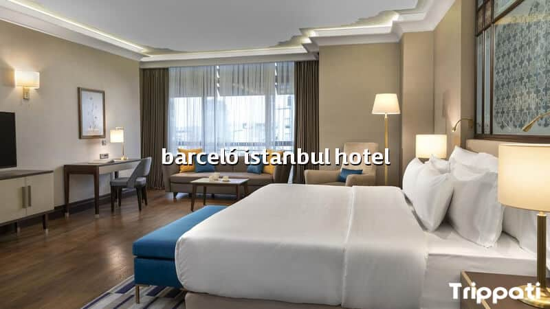 barceló istanbul hotel