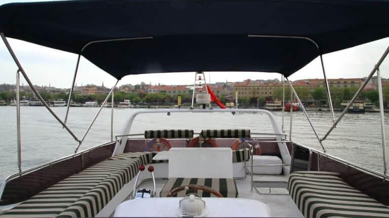 قارب خاص اسطنبول