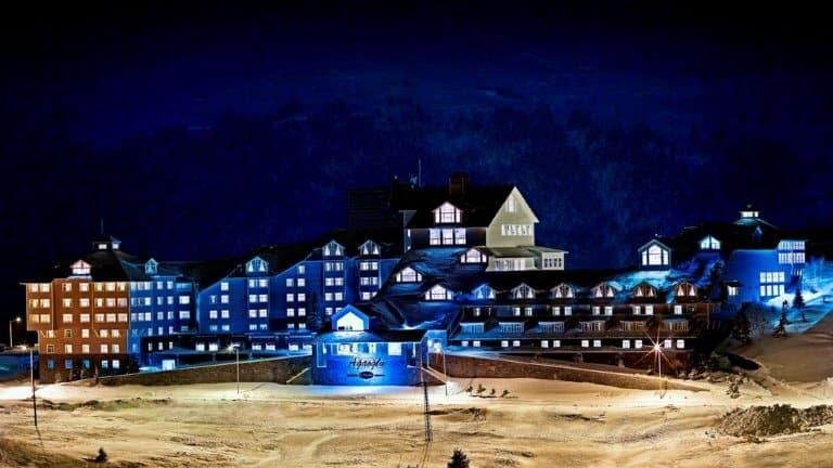 فندق أغا أوغلو ماي ماونتن من الخارج