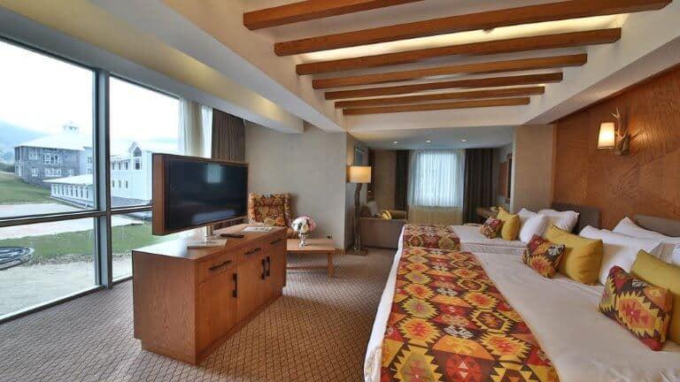 غرفة فندق بوف اولوداغ