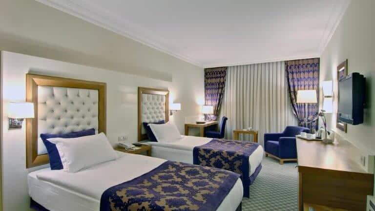 غرفة لشخصين في فندق تودجو سيلكت