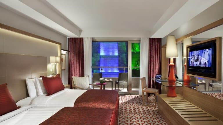 غرفة لشخصين فندق ديفان بورصا
