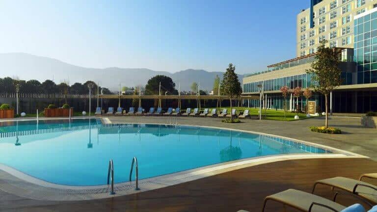 مسبح فندق شيراتون بورصة