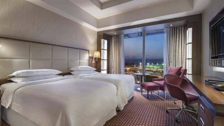 غرف فندق شيراتون بورصة