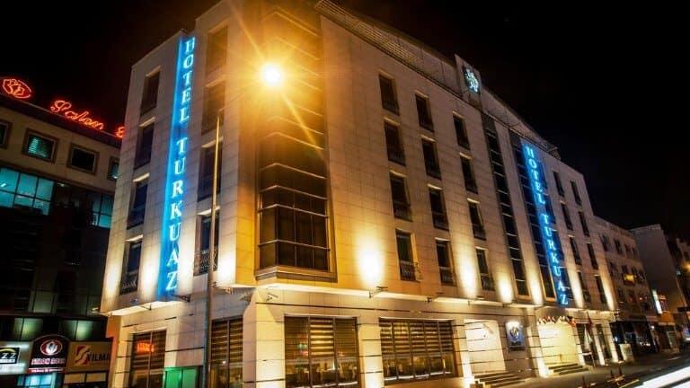 فندق غراند تركواز