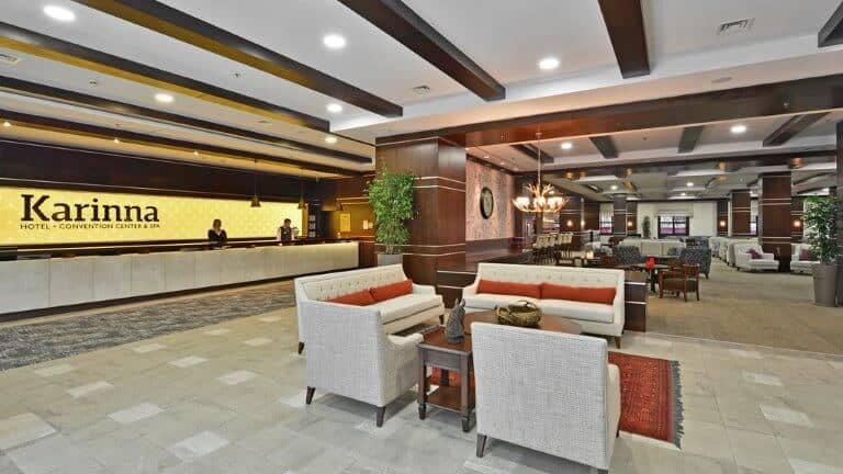 رسبشين فندق كارينا أولوداغ