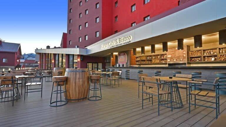 مطعم فندق كارينا أولوداغ