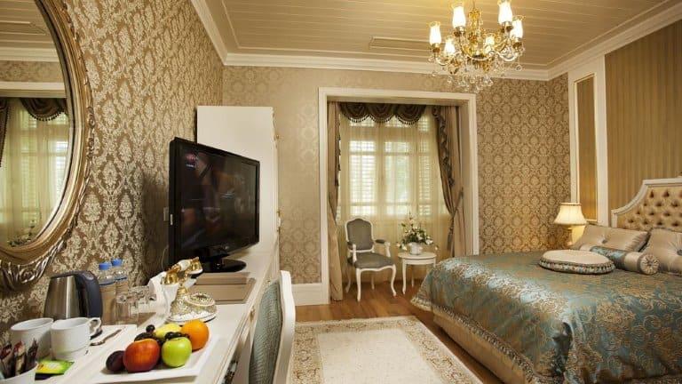 غرفة دبل في فندق ليماك ترمال يلوا