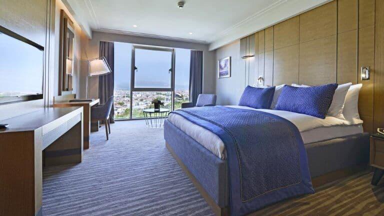 غرف فندق ميركيور بورصة
