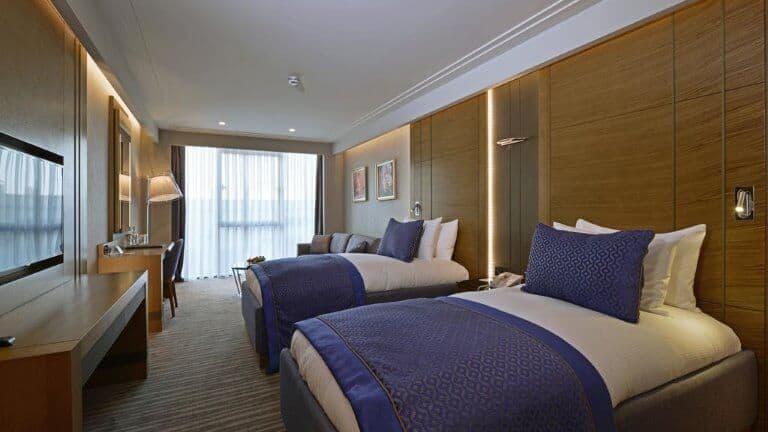 غرفة فندق ميركيور بورصة