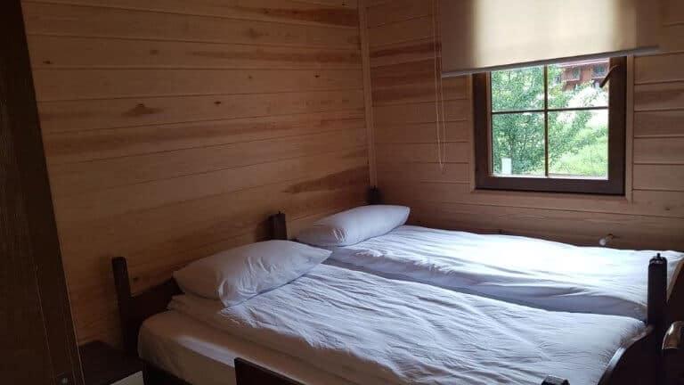 غرف اكواخ كايا اوزنجول