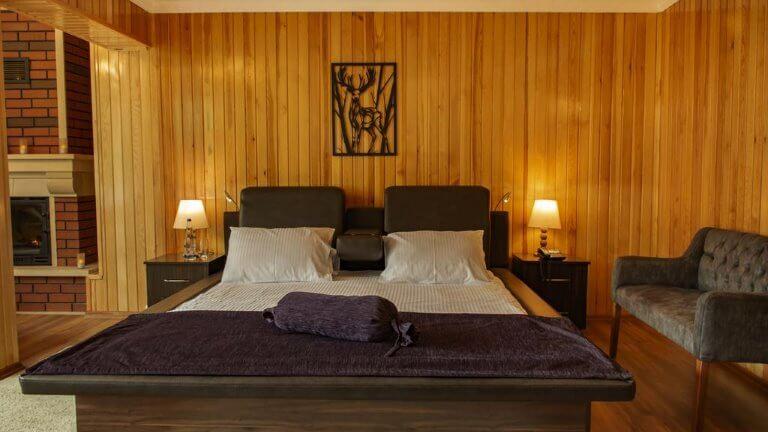 غرف فندق آيدر فيلا دي بليت