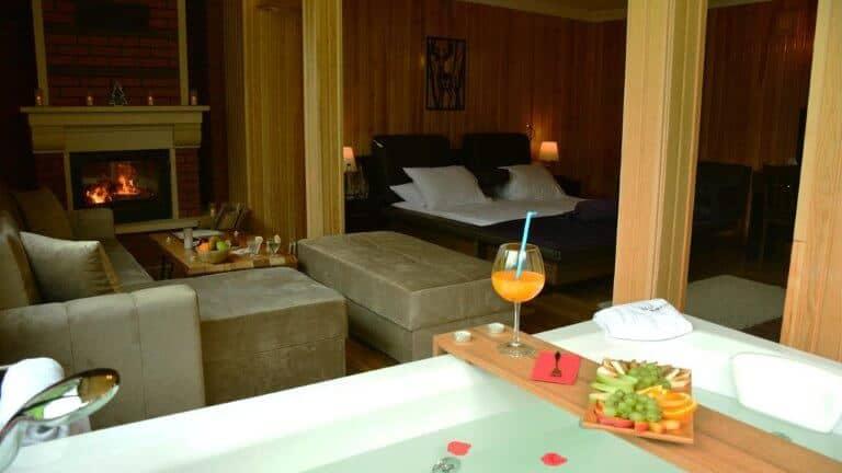 غرفة فندق آيدر فيلا دي بليت