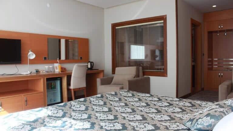غرف فندق آيدر هاشم اوغلو
