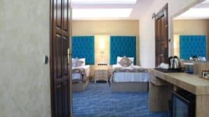 غرفة فندق آيدر هاشم اوغلو