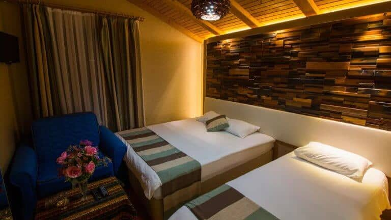 غرف فندق أيدر روم