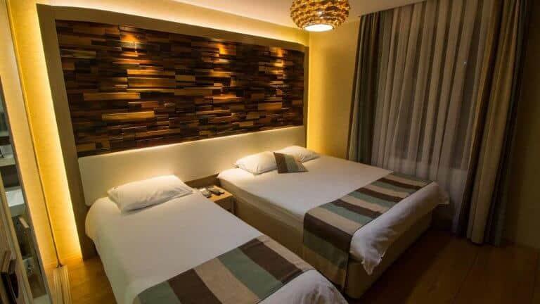 غرفة فندق أيدر روم