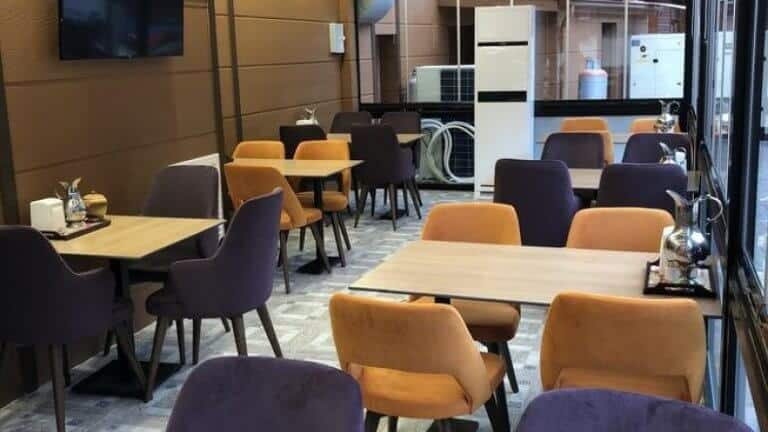 مطعم فندق اونال موتيل اوزنجول