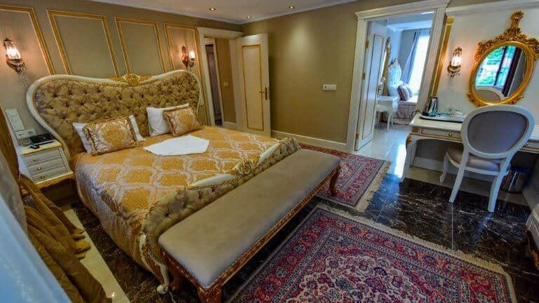 غرف فندق اوندر اوزنجول
