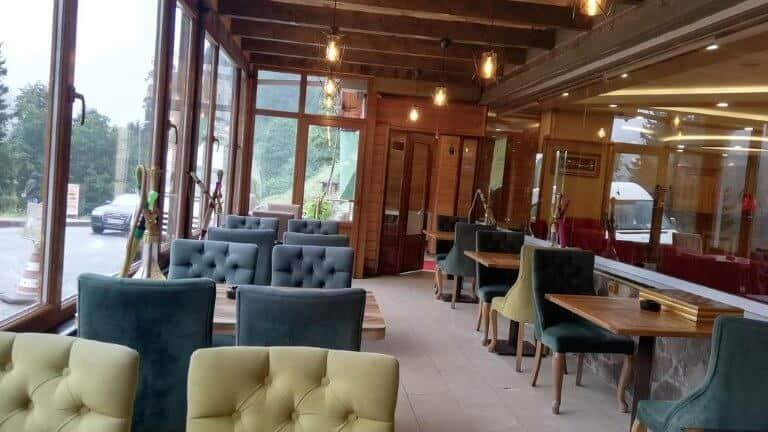 مطعم فندق ايدر ريزورت