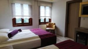غرفة فندق ايدر ريزورت