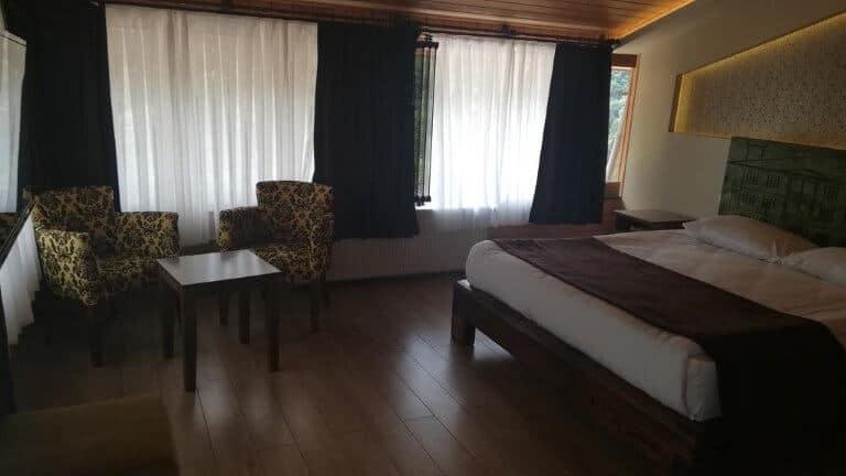 غرف فندق ايدر ريزورت