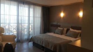 غرفة فندق بابيلون ريزا
