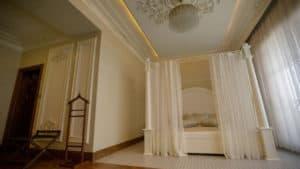 غرف فندق بابيلون ريزا