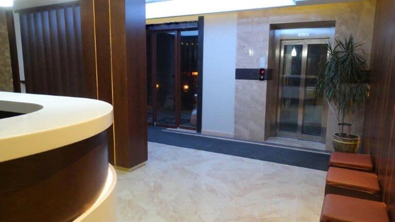رسبشين فندق حسين انان اوزنجول
