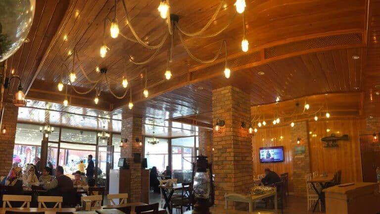 مطعم فندق حسين انان اوزنجول