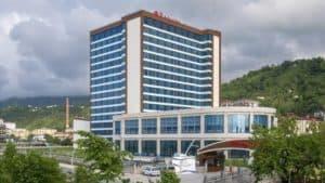 فندق رمادا ريزا