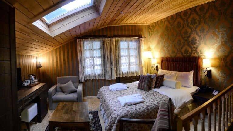 غرف فندق رويال اوزنجول
