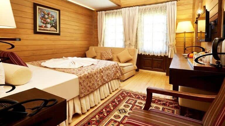 غرفة في فندق رويال اوزنجول