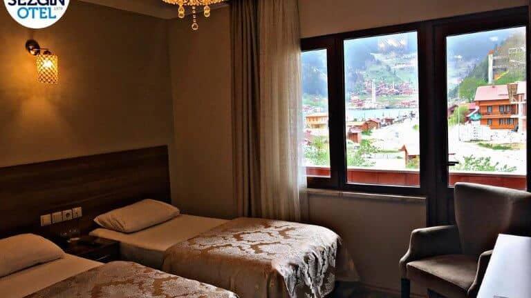 غرف فندق سيزجين اوزنجول
