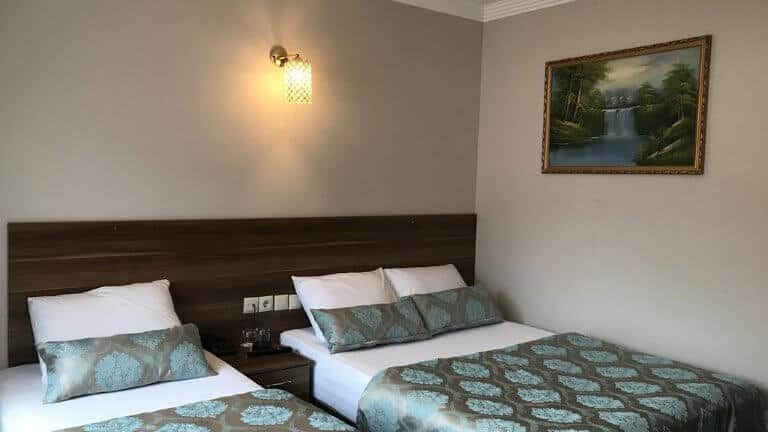 غرفة فندق سيزجين اوزنجول