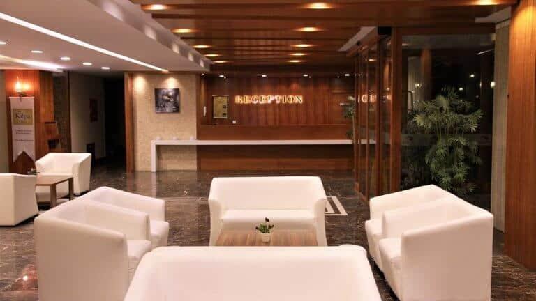 رسبشين فندق كيلبا اوزنجول