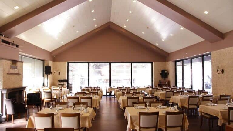 مطعم فندق كيلبا اوزنجول