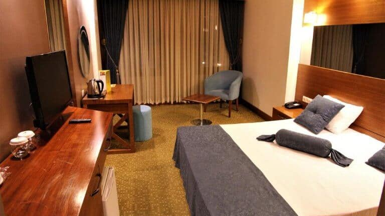 غرف فندق كيلبا اوزنجول