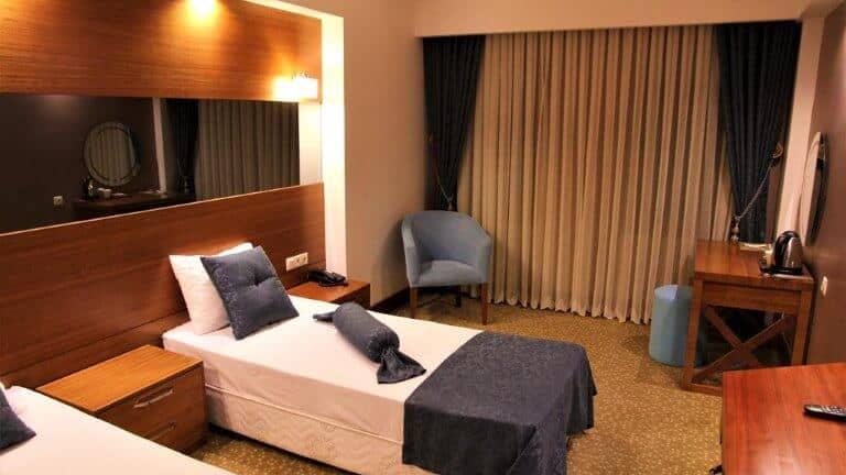 غرفة فندق كيلبا اوزنجول