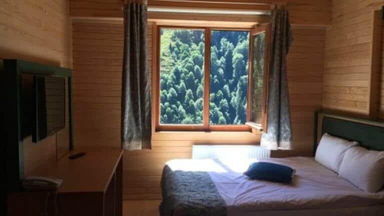 غرف فندق منتجع آيدر دوغا