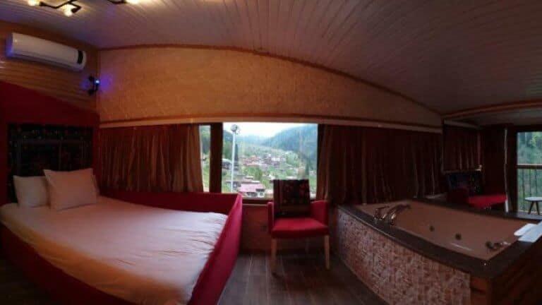 غرفة فندق منتجع آيدر دوغا