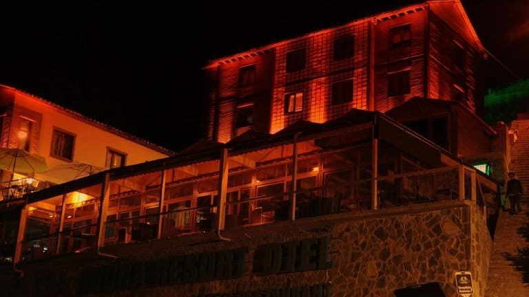 فندق منتجع آيدر دوغا من الخارج
