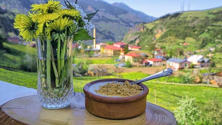 صورة من قرية همسي كوي